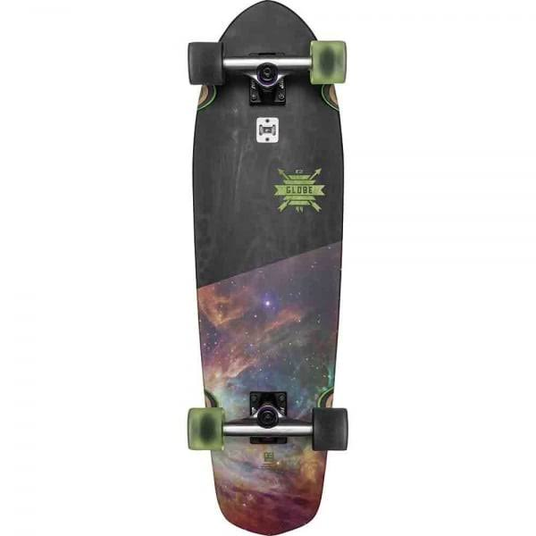 Globe Darkside 2018 Big Blazer Complete Skateboard - 32""