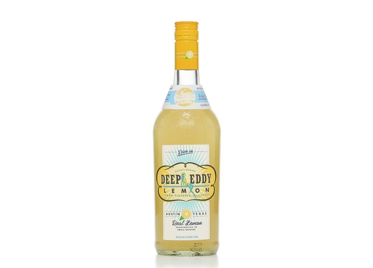 Deep Eddy Lemon Vodka - 750ml