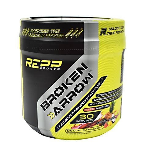Repp Sports Broken Arrow, Spiked Punch 30 Servings
