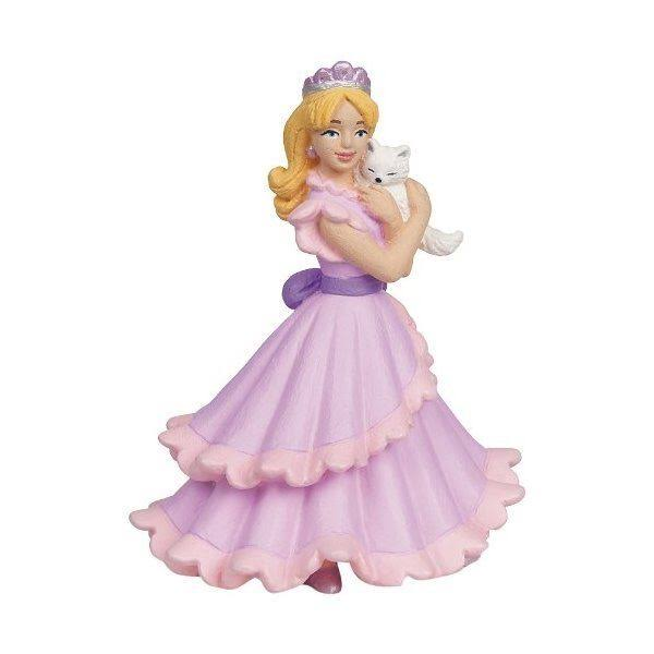 Papo 39010 Princess with a Cat Figure