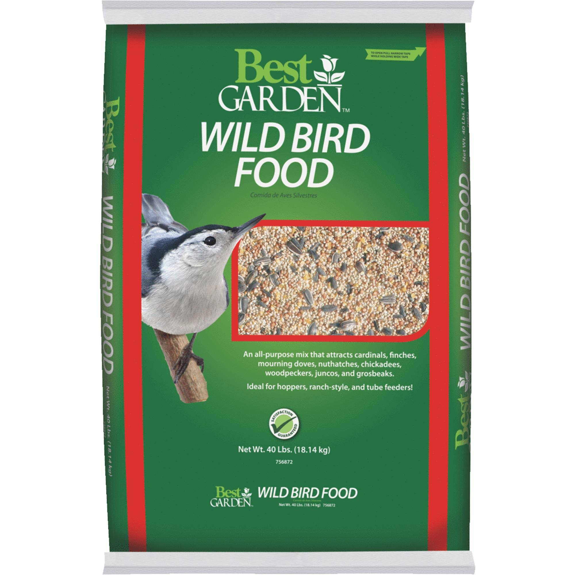 Do It Wild Bird Food - 40lb