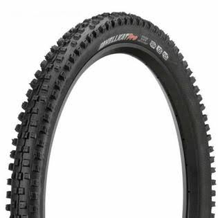 Kenda Hellkat Tire 27.5''x2.40 Folding Tubeless Ready EN-ATC 120tpi Black