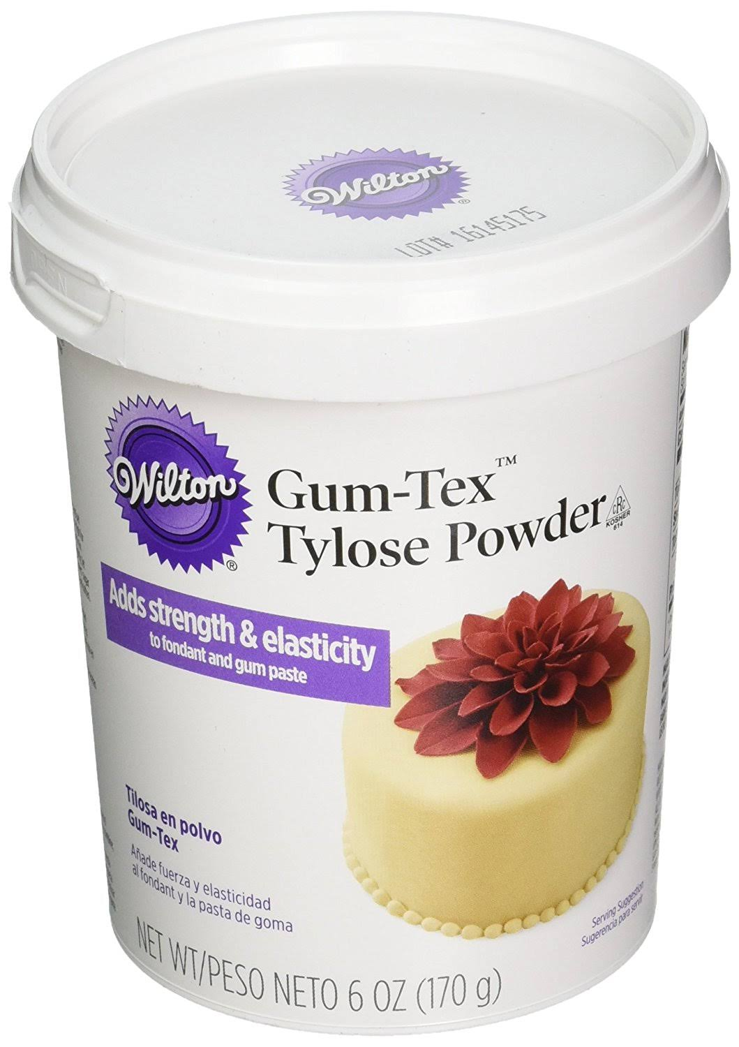 Wilton Gum Tex Tylose Powder - 170g