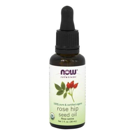 Now Foods Rose Hip Seed Essential Oil - 30ml