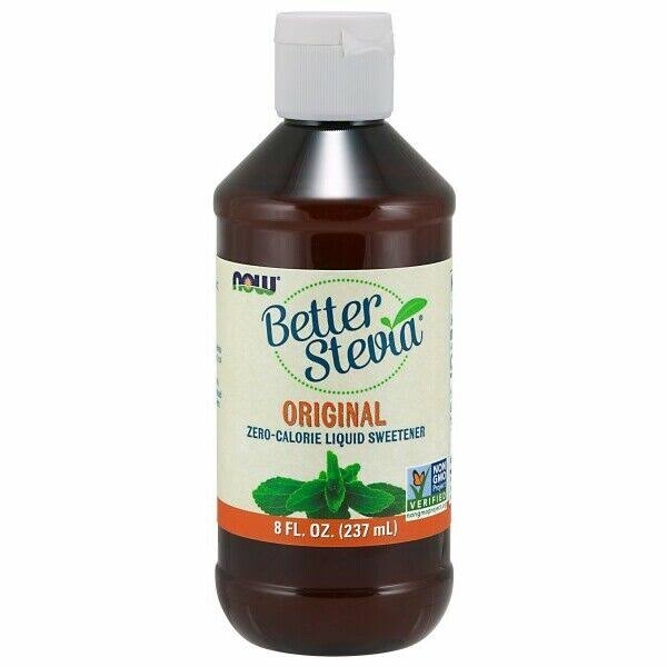 Now Foods Better Stevia Liquid Extract - Original, 8oz