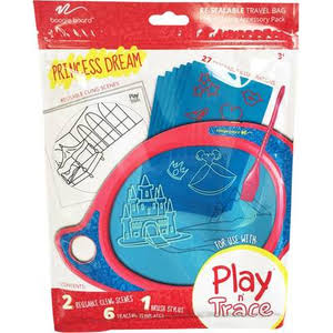 Play n Trace Princess Dress Accessory Pack