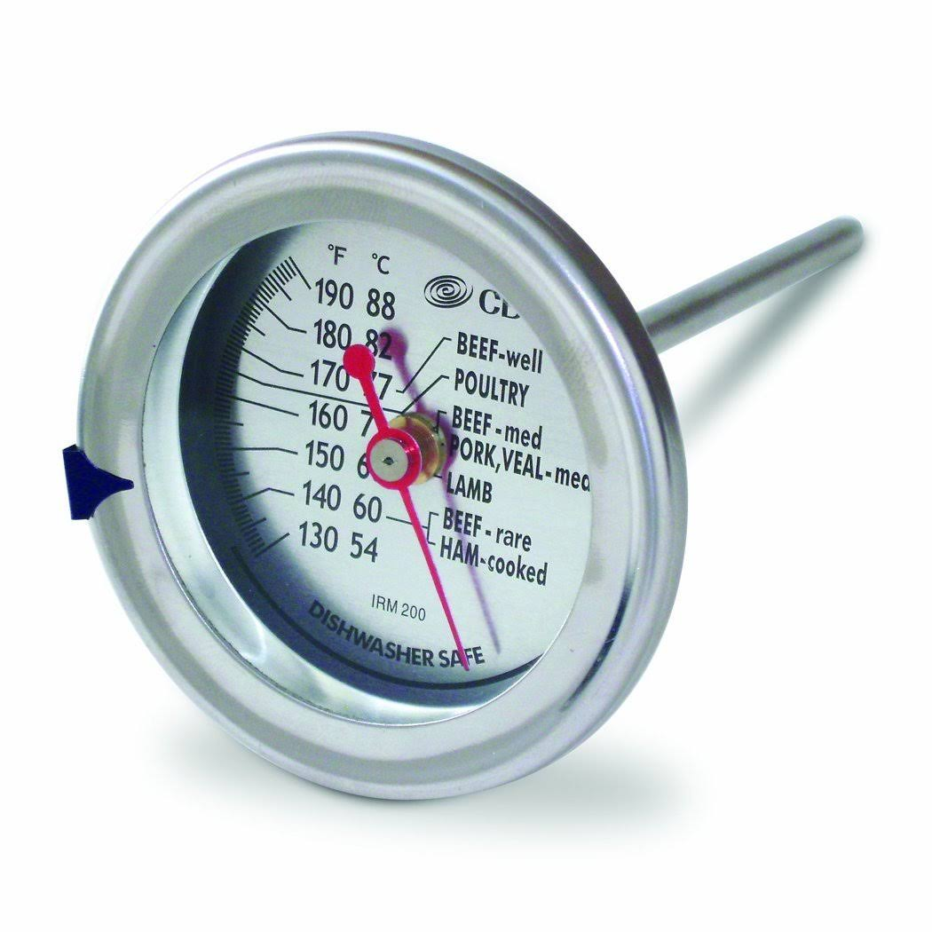 CDN Large Dial Meat Thermometer