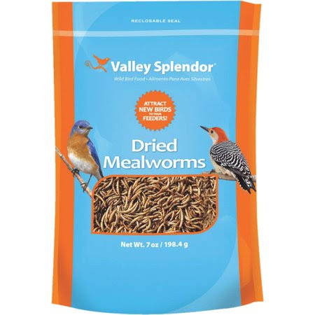 Stokes Dried Mealworms