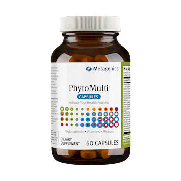 Metagenics Phytomulti Supplement - 60 Capsules