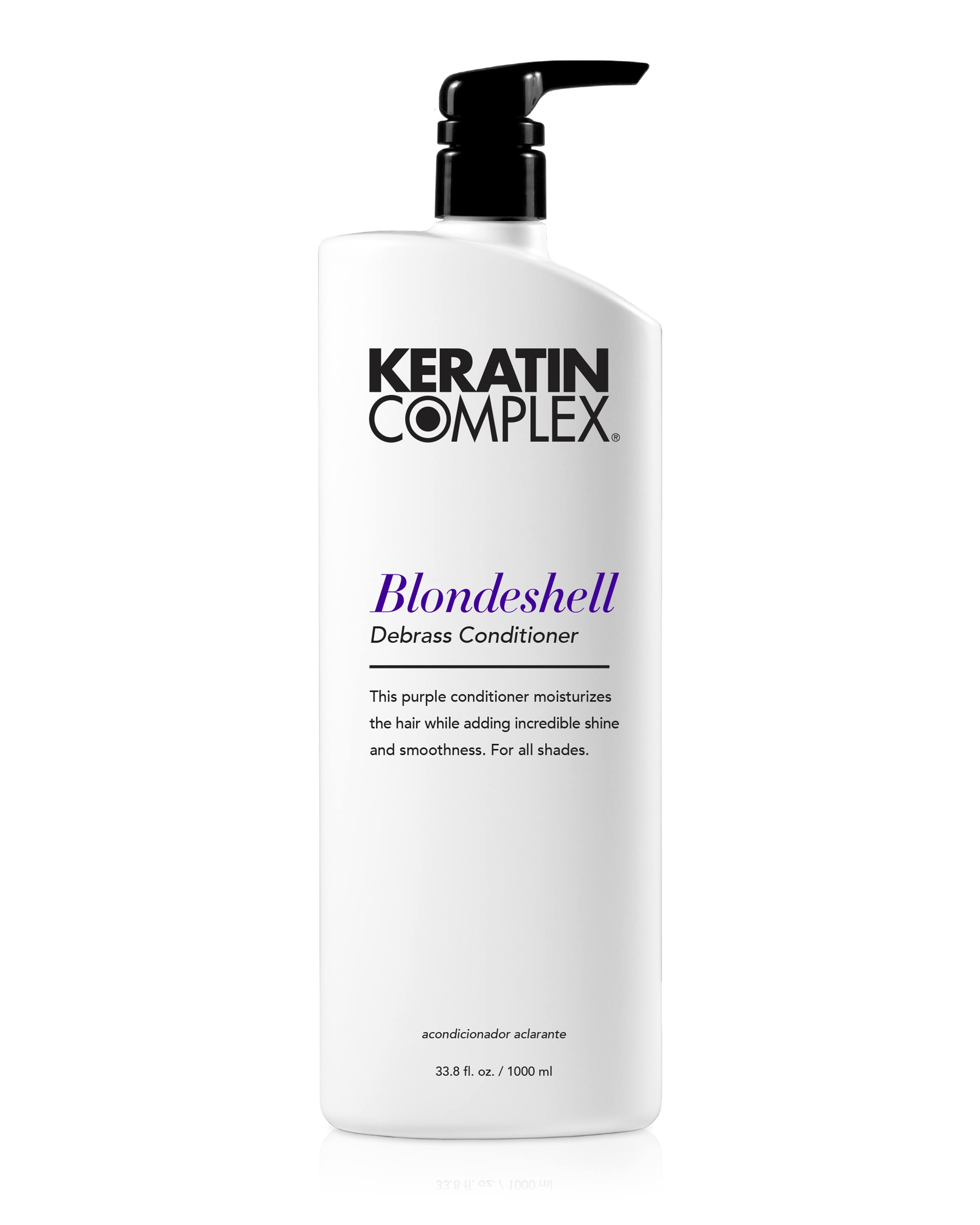 Keratin Complex Blondeshell Debrass Conditioner - 1000ml