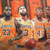 This is the best Lakers roster since the 1980s Showtime era