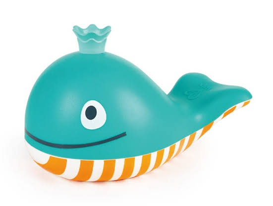 Hape Toys E0216 Bubble Blowing Whale Toy