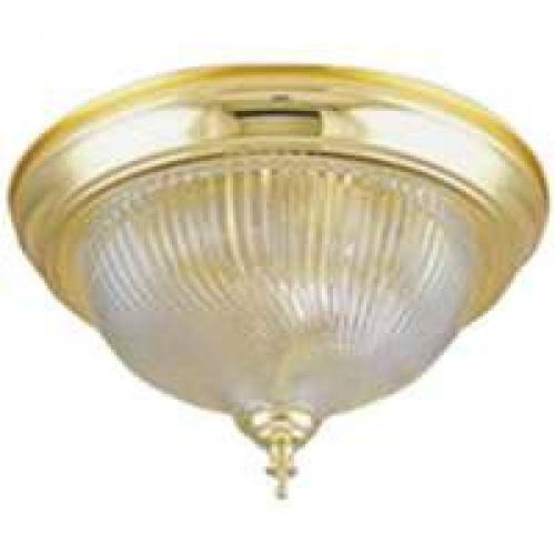 Boston Harbor F51BB02-10193L 2-Light Flush Ceiling Fixture - 60W, 13""