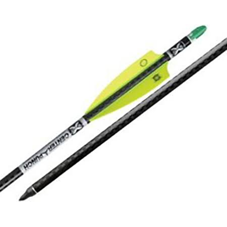 TenPoint EVO-X Center Punch Arrows Alpha Nock 20 inch 6 Pack