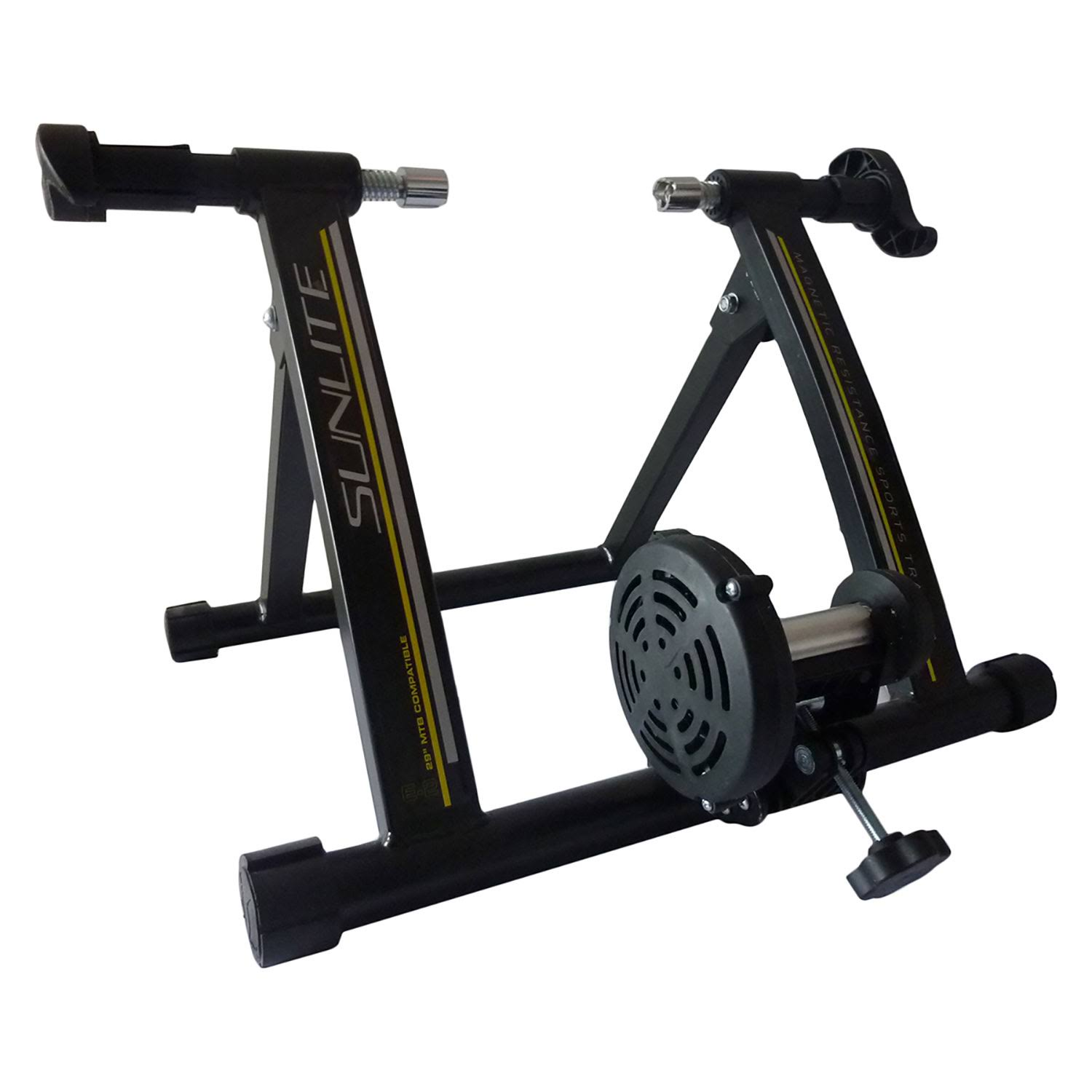 Sunlite E2 Magnetic Bicycle Trainer - Black