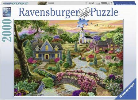 Enchanted Valley Jigsaw Puzzle - 2000pcs
