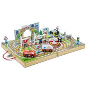 Melissa & Doug - Take-Along Town