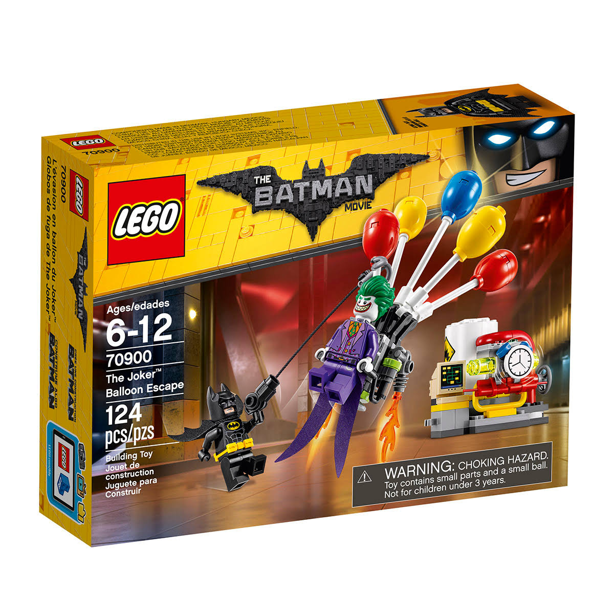Lego Batman Movie The Joker Balloon Escape Playset