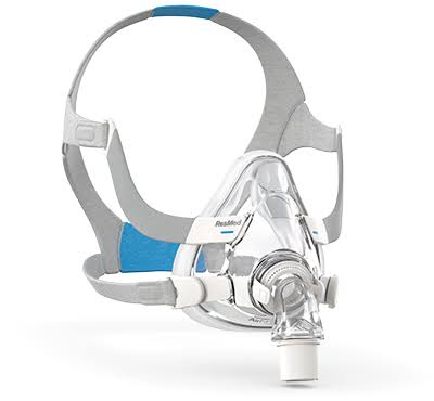 ResMed Airfit F20 Full Face CPAP Mask and Headgear Kit - All Sizes