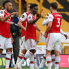 Wolverhampton Wanderers vs. Arsenal - Football Match Report ...