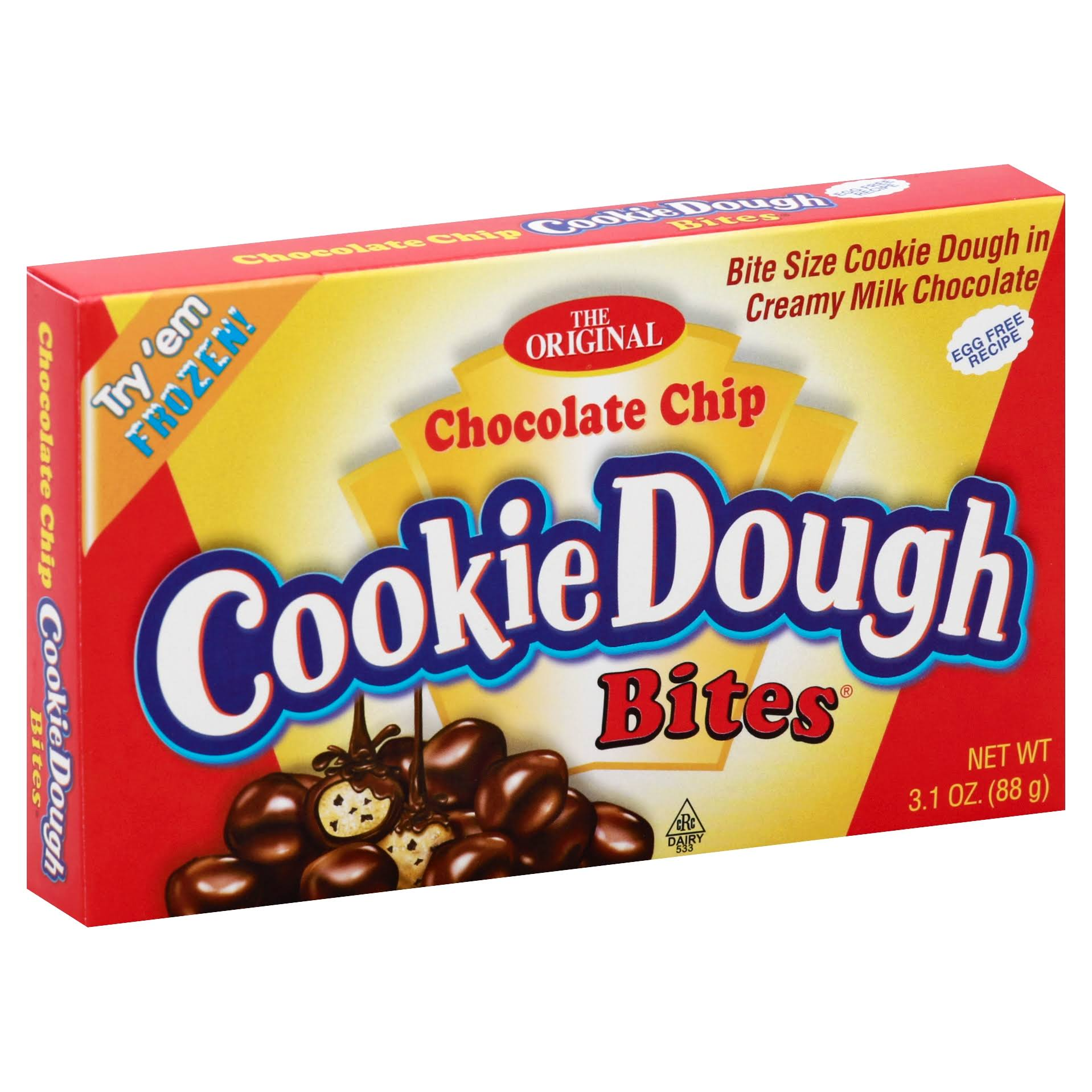 Cookie Dough Bites Chocolate Chip (88g)