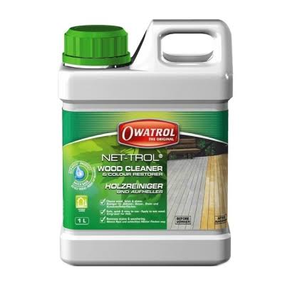 Owatrol Wood Cleaner & Colour Restorer