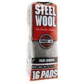 Homax Products Poly Steel Wool Pad