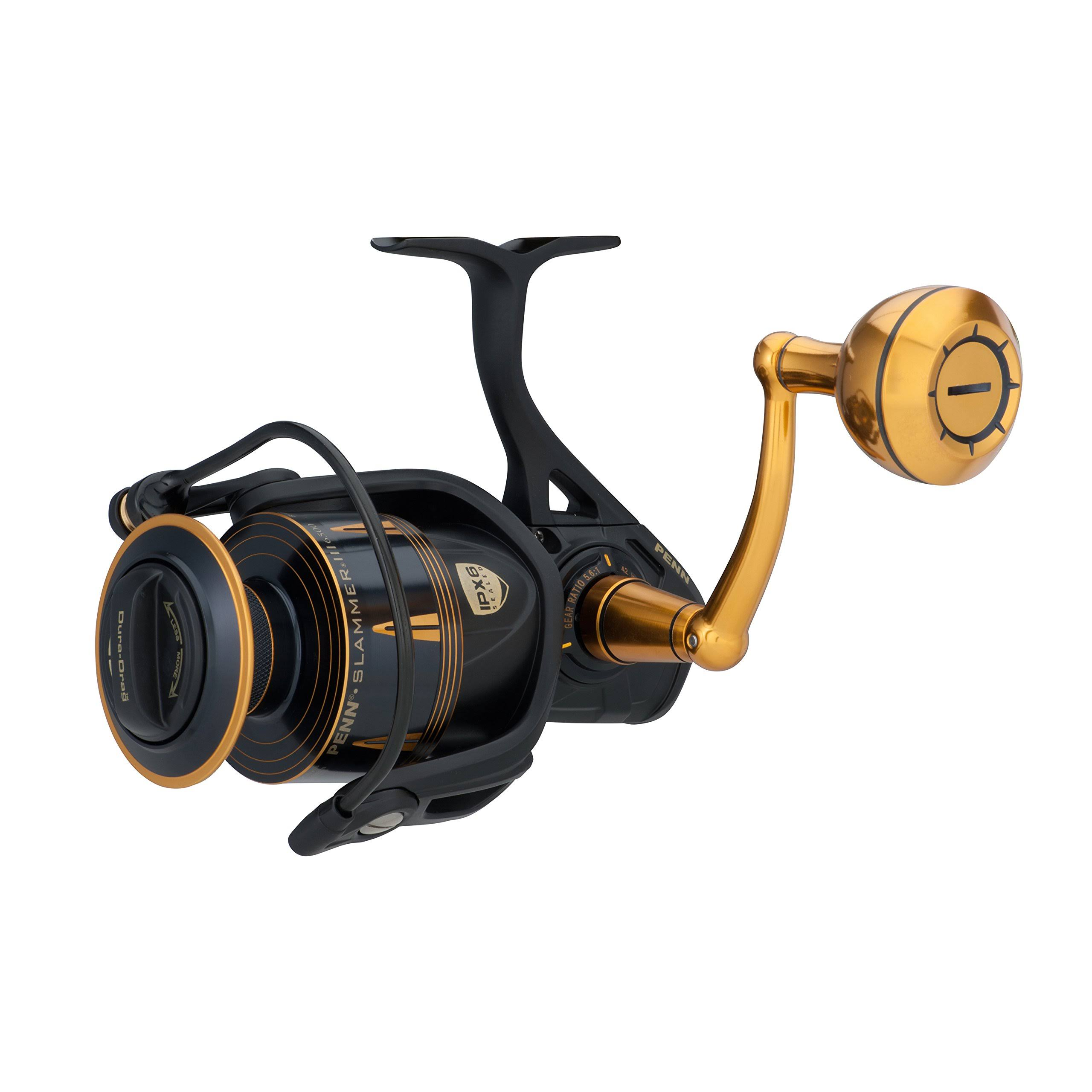 Penn Slammer III Spinning Reel - 5.6:1 Gear Ratio