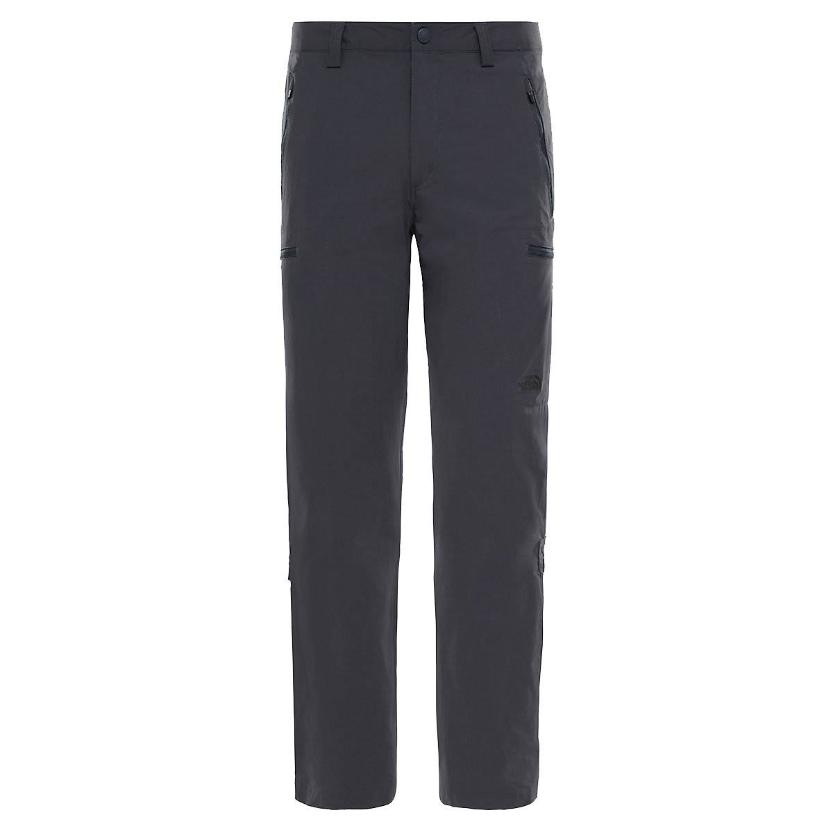 The North Face Men's Exploration Pants - Grey, 34