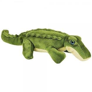 Fluff & Tuff Best Savannah Gator Pet Toy