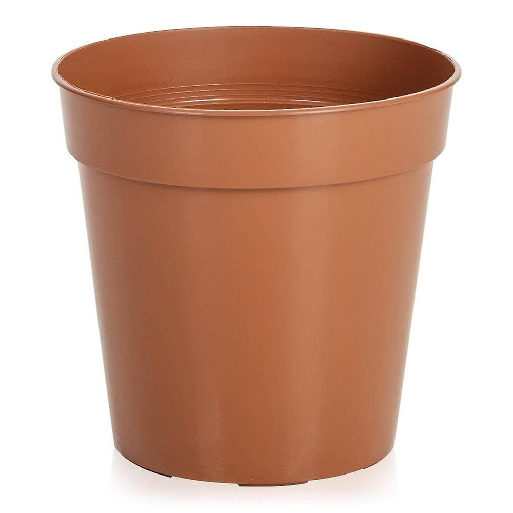 Sankey Plastic Flower Grow Pot 25.4cm. GN033