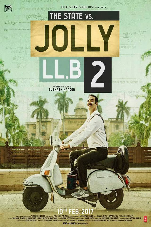 Hindi Movie Jolly LLB 2 Full Movie HD Online