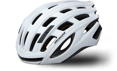 Specialized Propero III with ANGi - White Tech - Medium
