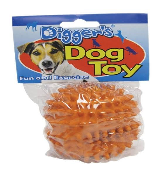 Diggers Spiked Dog Toy