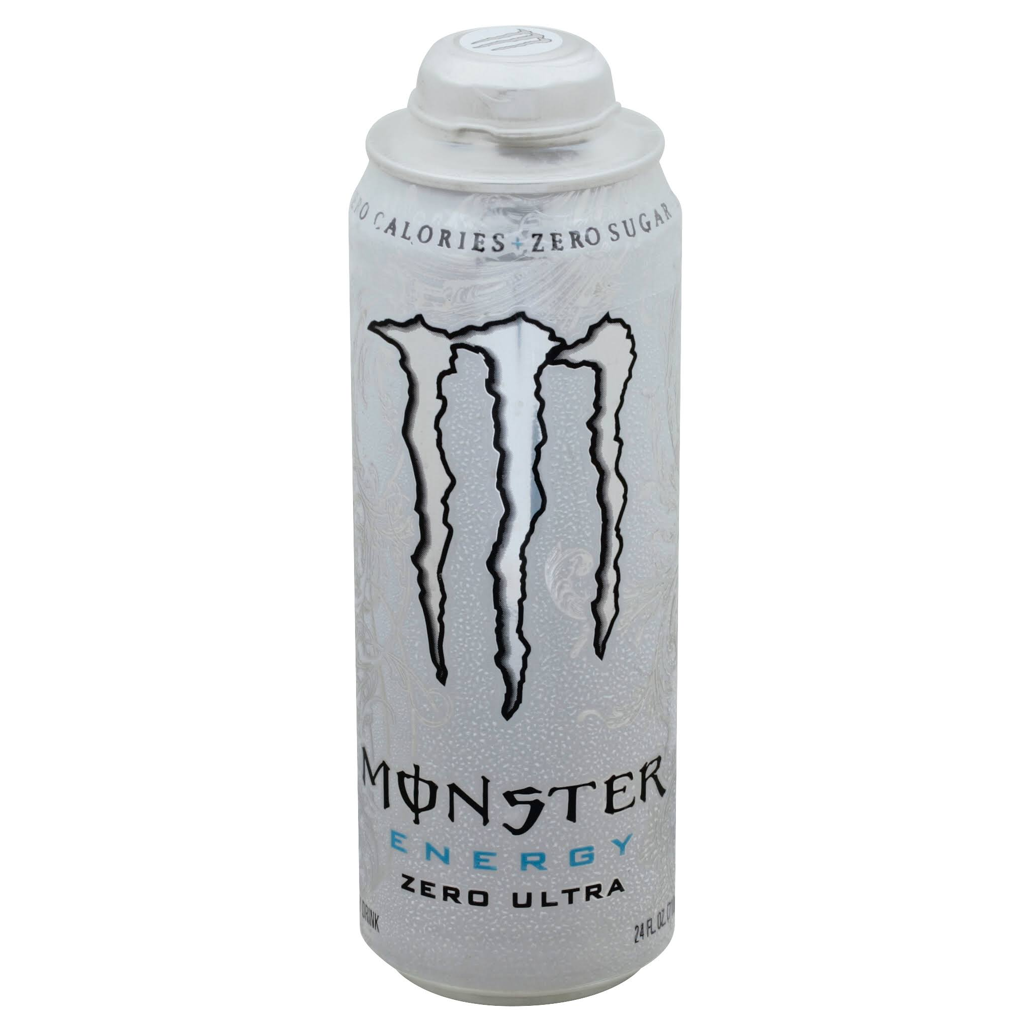 Monster Energy Energy Drink, Zero Ultra - 24 fl oz