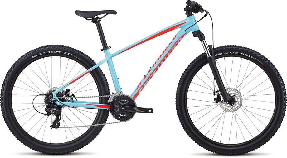 Specialized Pitch 27.5 Gloss Light Blue/Rocket Red / X-Large