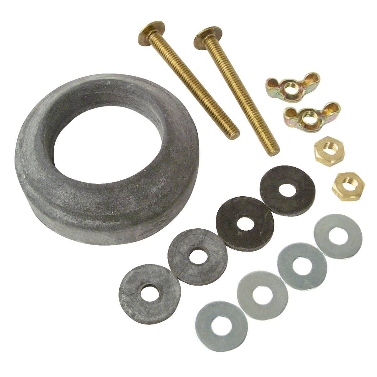 Do It Best Extra Thick Sponge Gasket and Tank Bolt Kit
