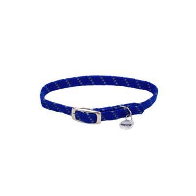 Coastal Pet Products Elasta Cat Pet Collar - Blue