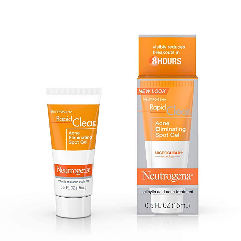 Neutrogena Rapid Clear Acne Eliminating Spot Gel 15ml