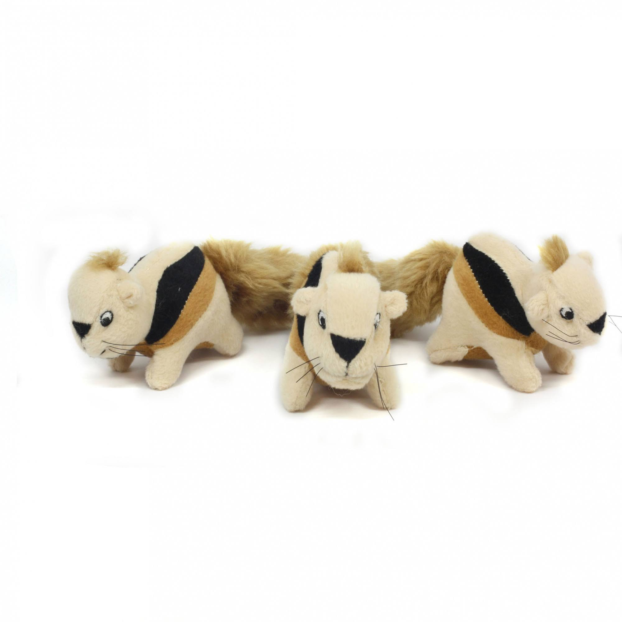 Kyjen Plush Puppies Hide a Squirrel Replacement Dog Puzzle Toy