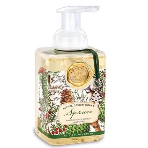Michel Design Works Foaming Hand Soap - 17.8oz, Spruce