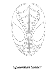 Wolf Pumpkin Stencils Free Printable by Spider Man Stencil For Pumpkin Holidays Pinterest Spider Man