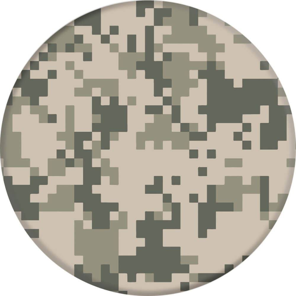 PopSockets - Patterns Device Stand and Grip - Digital Camo