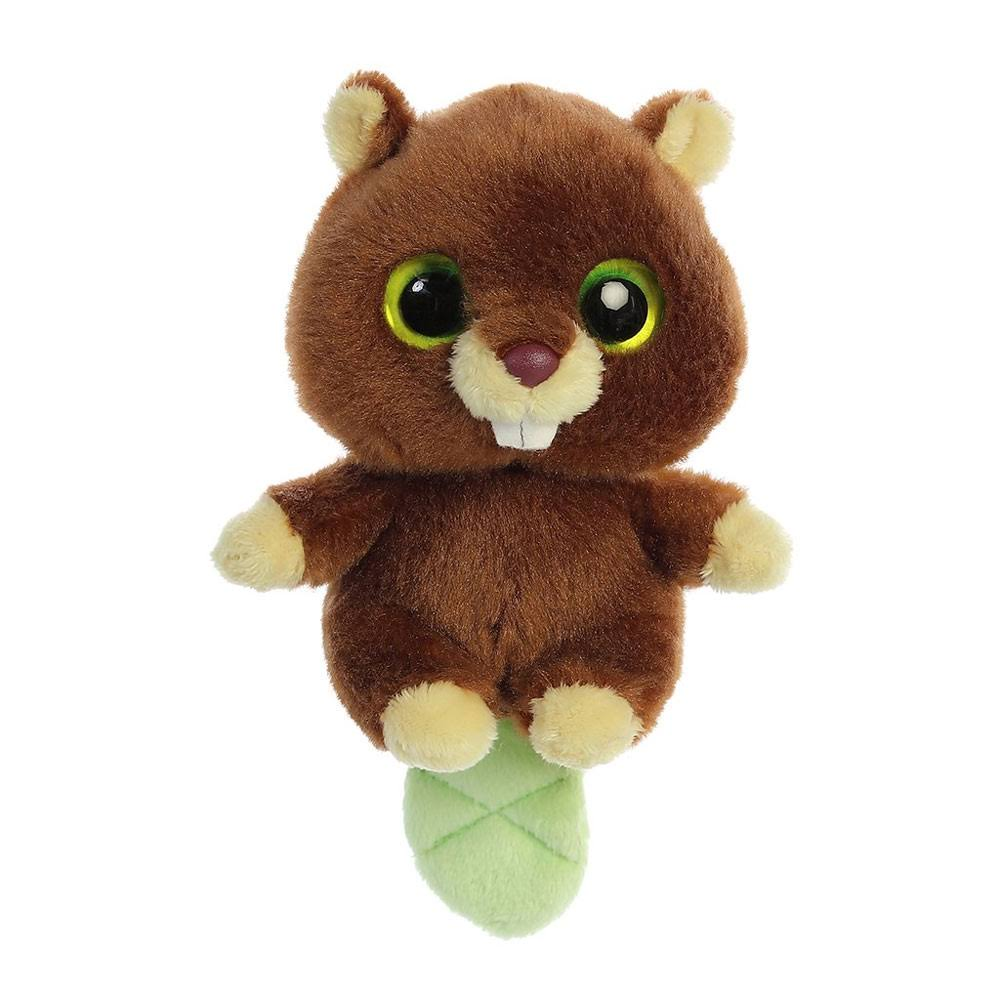Aurora World Plush - YooHoo Friends - Trevor The Beaver (5 inch)
