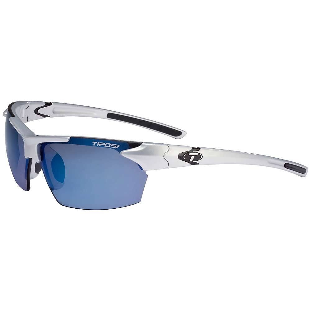 Tifosi Jet Single Lens Sunglasses - Metallic Silver