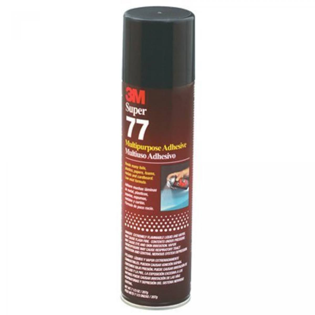 3M Super 77 Multi-Purpose Spray Adhesive - 7oz