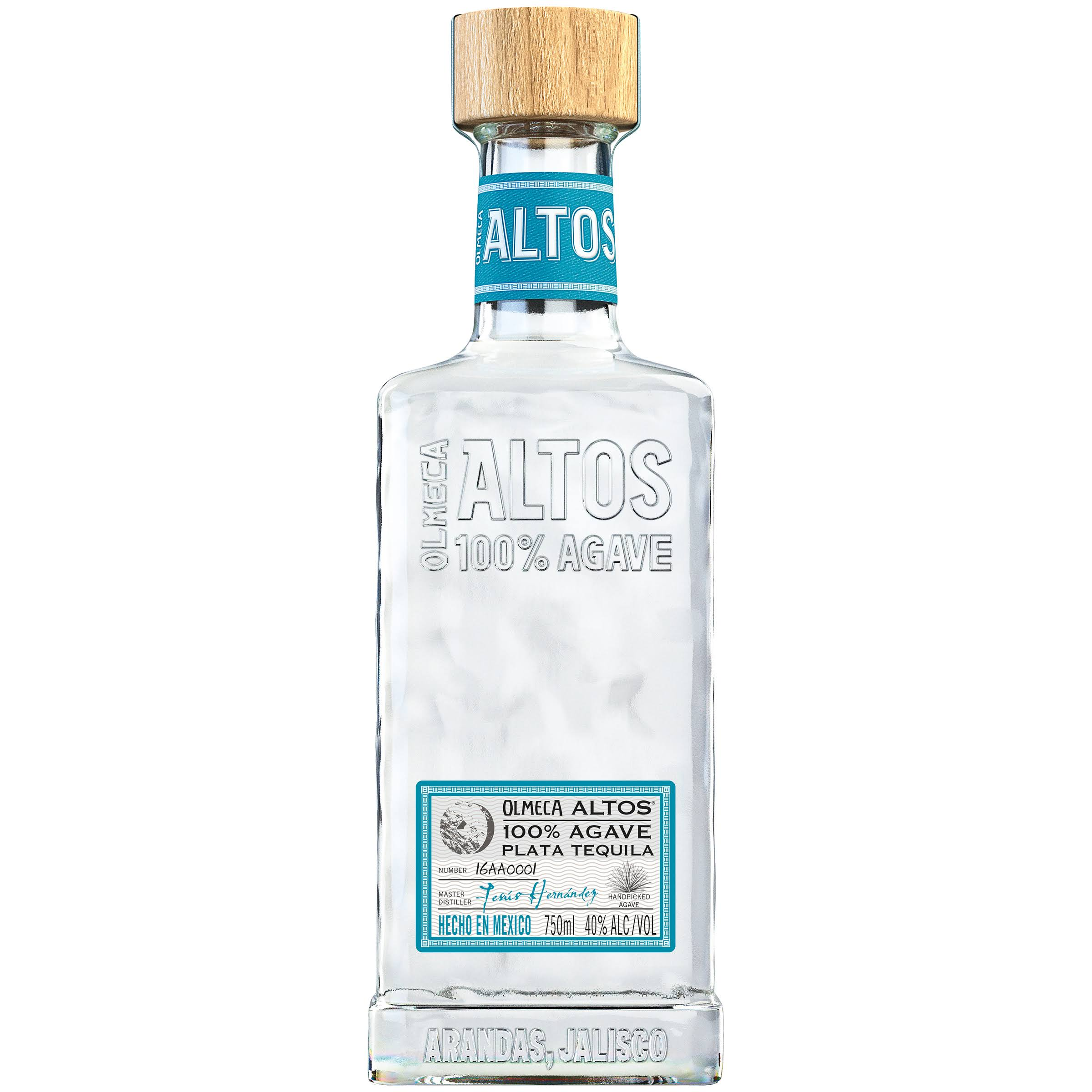 Olmeca Altos Tequila Mexico Anejo 750ml Bottle