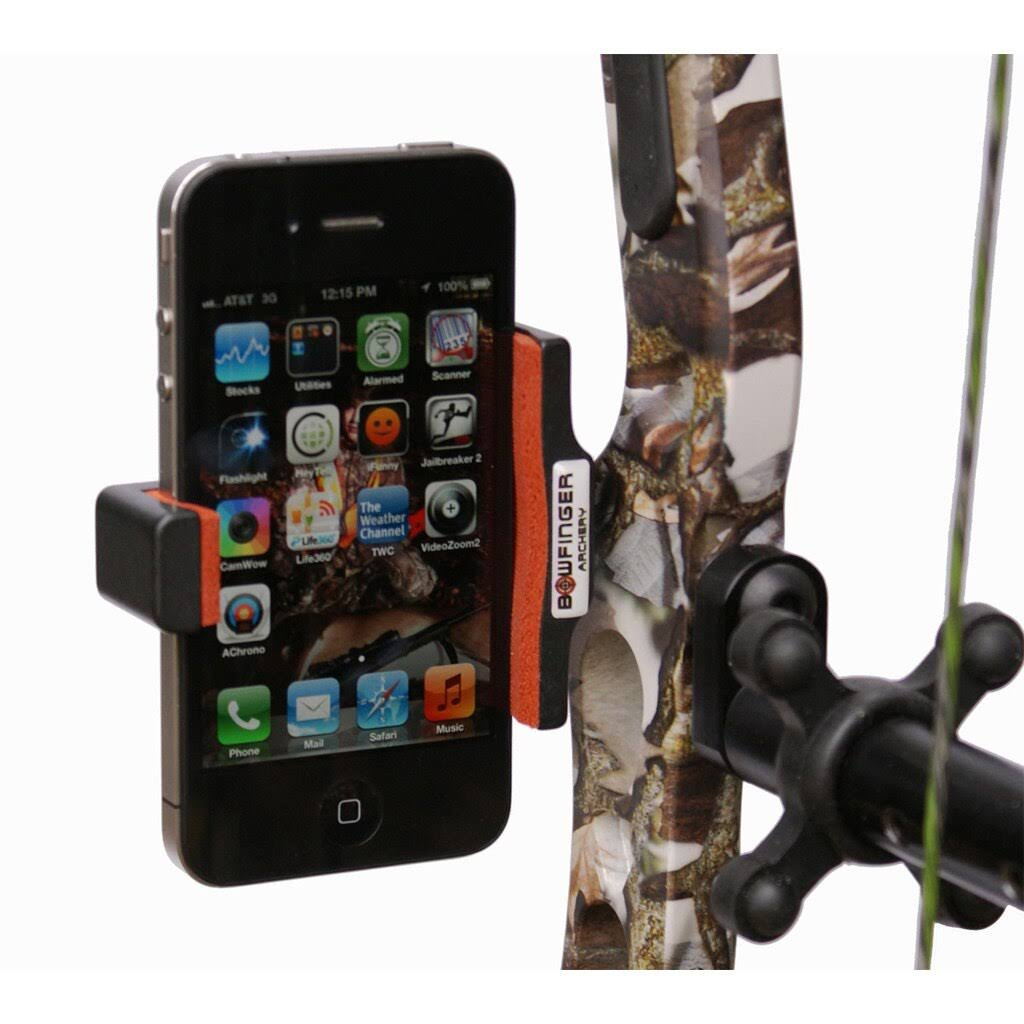 Bowfinger 3.0 Smart Phone Mount Holder