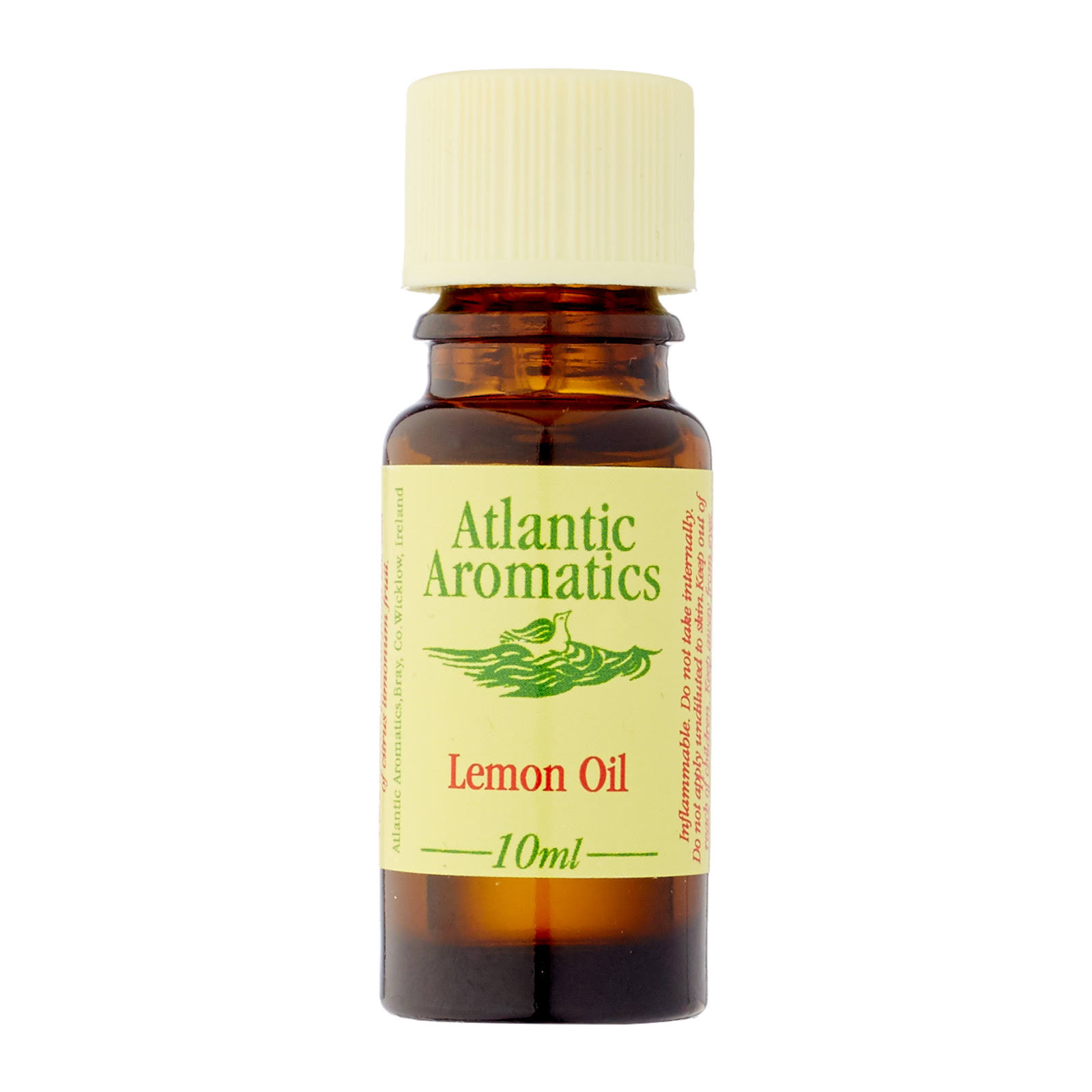 Atlantic Aromatics Lemon Oil