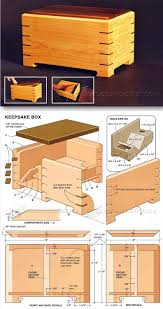 How To Make A Wooden Toy Chest by Best 20 Wooden Keepsake Box Ideas On Pinterest Keepsake Boxes